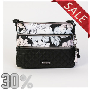 Nylon crossbody